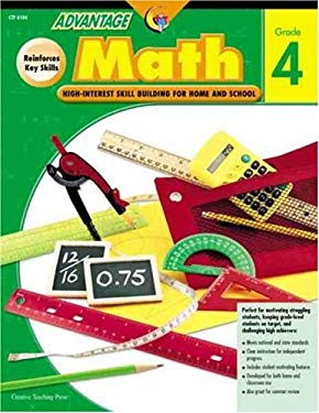 Advantage Math Grade 4 9781591980148