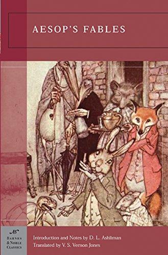 Aesop's Fables (Barnes & Noble Classics Series) 9781593080624