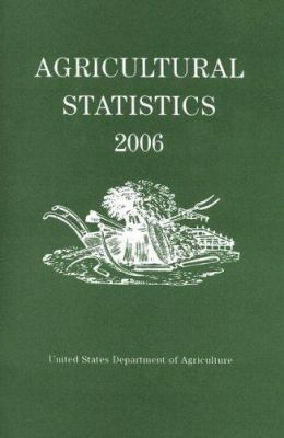 Agricultural Statistics 9781598043068