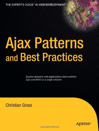 Ajax Patterns and Best Practices 9781590596166