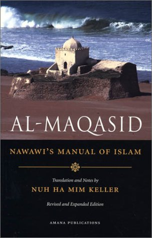 Al-Maqasid: Nawawi's Manual of Islam 9781590080115