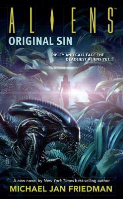 Aliens: Original Sin 9781595820150