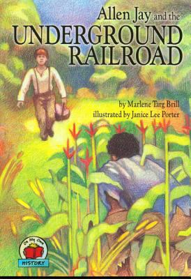 Allen Jay and the Underground Railroad [With Paperback Book]
