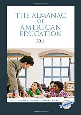 Almanac of American Education 9781598884777
