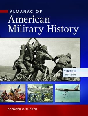 Almanac of American Military History [4 Volumes] 9781598845303