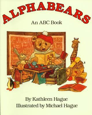 Alphabears [With Paperback Book] 9781595192417