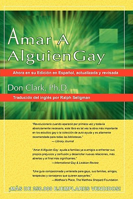 Amar a Alguien Gay 9781590212325