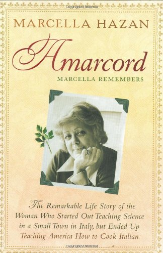 Amarcord: Marcella Remembers 9781592403882