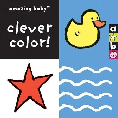 Amazing Baby Clever Color! 9781592235810