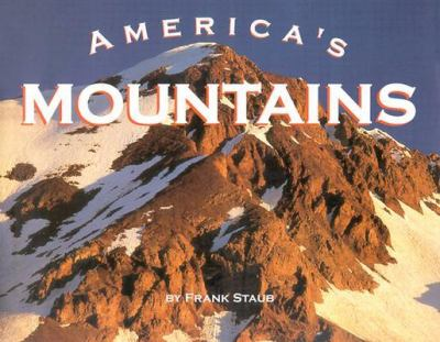 America's Mountains 9781590348703