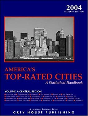 America's Top Rated Cities: Central Region, Volume 3 9781592370412