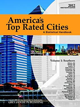 America's Top Rated Cities, Volume 1: Southern