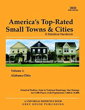 America's Top-Rated Small Towns & Cities Statistical Handbook, 2-Volume Set 9781592375974