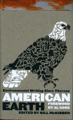 American Earth: Environmental Writing Since Thoreau 9781598530209