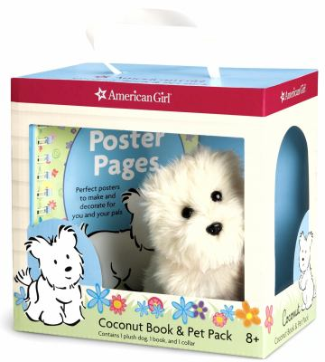 American Girl: Coconut Book & Pet Pack [With Book(s)] 9781593698966