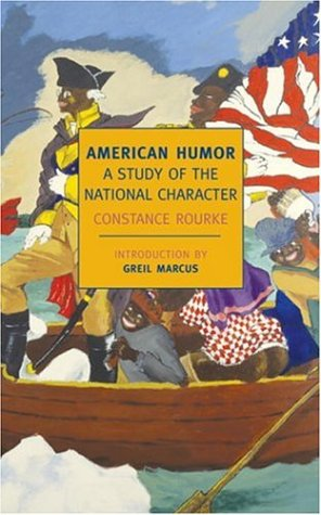 American Humor: A Study of the National Character 9781590170793