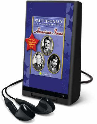 American Icons [With Headphones] 9781598953404
