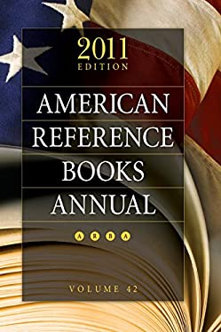 American Reference Books Annual, Volume 42 9781598849141