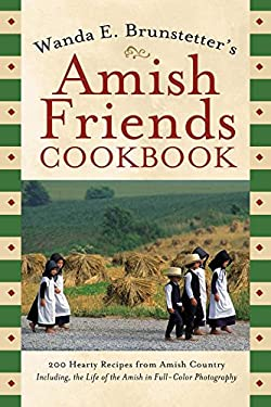 Amish Friends Cookbook 9781597896443