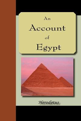 An Account of Egypt 9781595479846