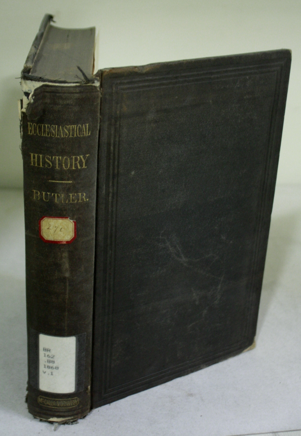 An Ecclesiastical History, From the First to the Thirteenth Century BWB15951430