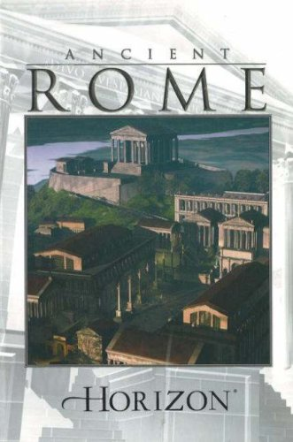 Ancient Rome 9781596871045