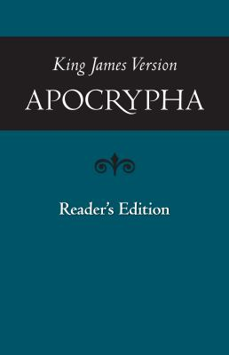 Apocrypha-KJV-Reader's 9781598564648