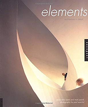 Architecture in Detail: Elements 9781592531332