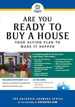 Are You Ready to Buy a House?: Your Action Plan to Make It Happen [With CD] 9781595462510
