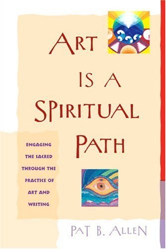 Art Is a Spiritual Path 9781590302101