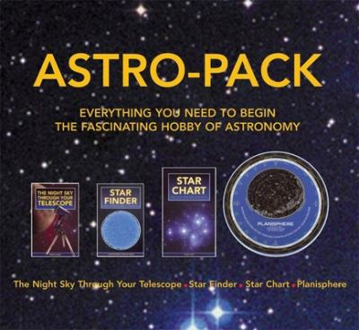 Astro-Pack: Everything You Need to Begin the Fascinating Hobby of Astronomy