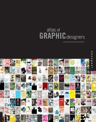 Atlas of Graphic Designers 9781592534937