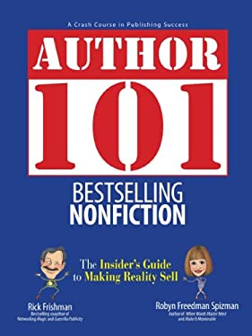 Author 101: Bestselling Nonfiction 9781593375256