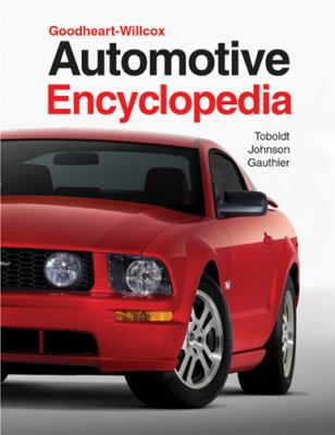 Automotive Encyclopedia 9781590704226