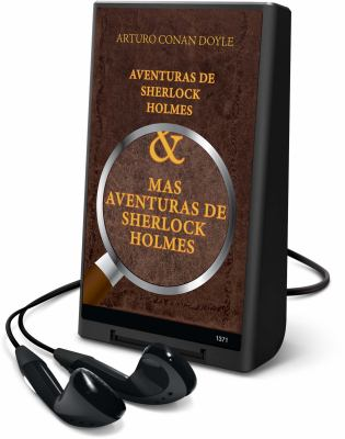 Aventuras de Sherlock Holmes & Mas Aventuras de Sherlock Holmes [With Headphones]