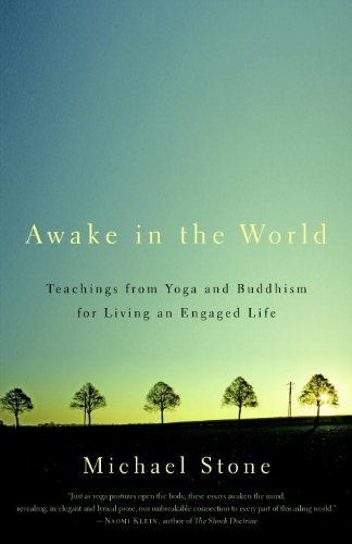 Awake in the World: Teachings from Yoga & Buddhism for Living an Engaged Life 9781590308141