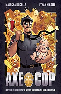 Axe Cop, Volume 1 9781595826817