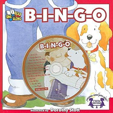 B-I-N-G-O [With CD (Audio)] 9781599223681