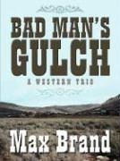 Bad Man's Gulch 9781594141201