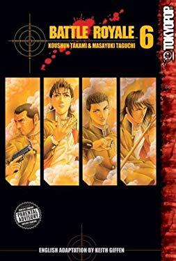 Battle Royale Volume 6 9781591824183