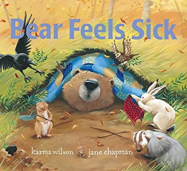 Bear Feels Sick 9781599614861