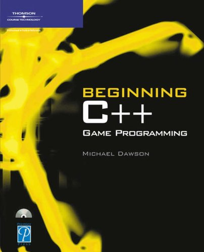Beginning C++ Game Programming [With CDROM] 9781592002054