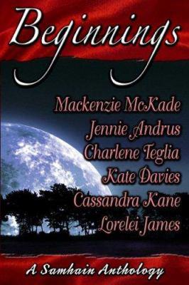 Beginnings: A Samhain Anthology 9781599982809