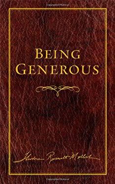 Being Generous 9781599473161