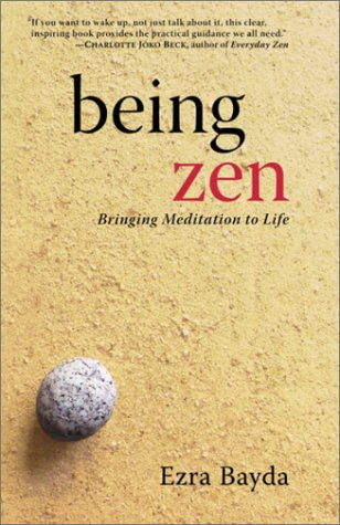 Being Zen: Bringing Meditation to Life 9781590300138