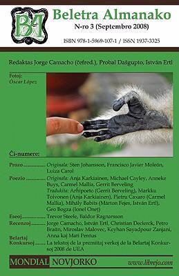 Beletra Almanako 3 (Ba3 - Literaturo En Esperanto) 9781595691071