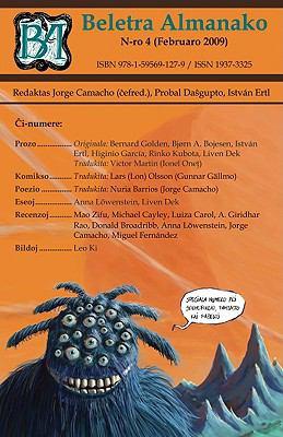 Beletra Almanako 4 (Ba4 - Literaturo En Esperanto) 9781595691279