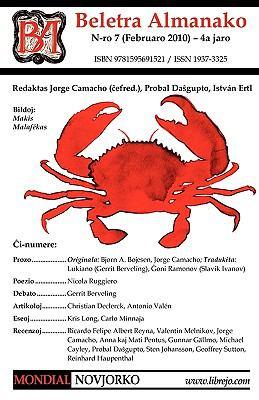 Beletra Almanako 7 (Ba7 - Literaturo En Esperanto) 9781595691521