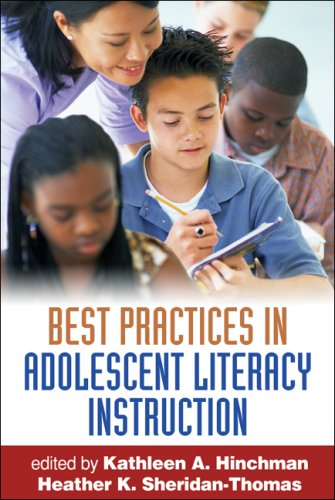 Best Practices in Adolescent Literacy Instruction 9781593856922