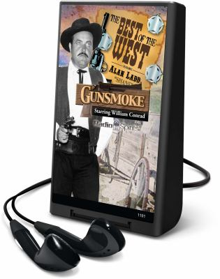 Best of the West and Gunsmoke [With Headphones] 9781598954272